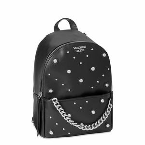 Victorias Secret mixed stud small city backpack